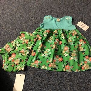 Dress Set. New with tags.  From Nordstrom.